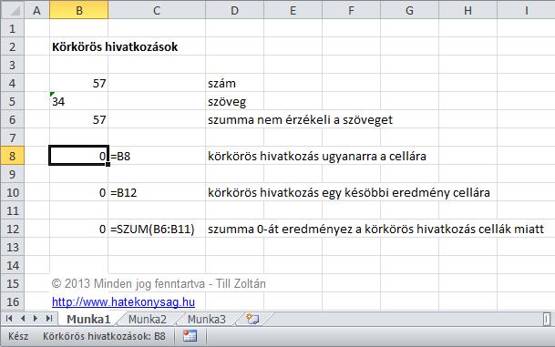 korkoros hivatkozas Segítség, nem számol az Excel!